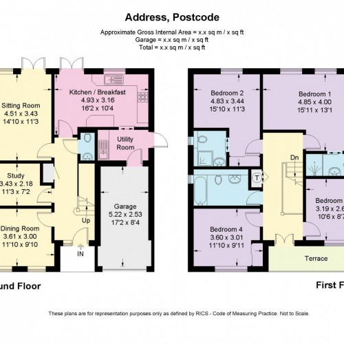 Floorplans UK