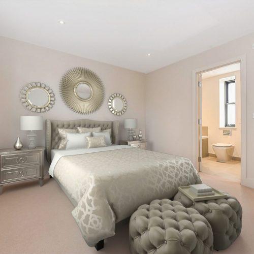 Virtual Bedroom