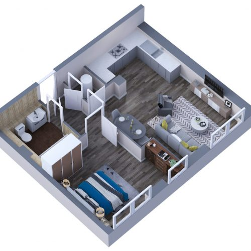 Floor plan Service Sussex Hampshire