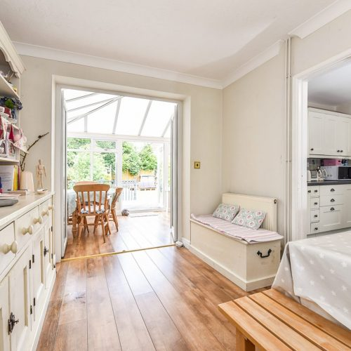 Capturing Open Plan Living in Homes across Hampshire and Sussex