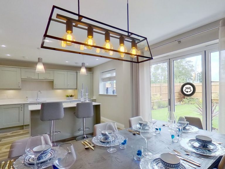 Virtual Tours for New Builds