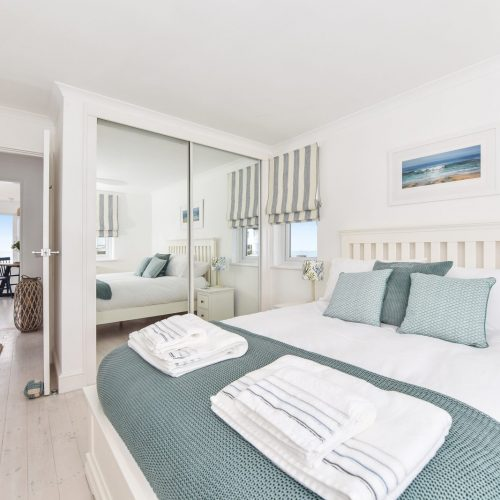 Holiday Sea Front Apartment Photography