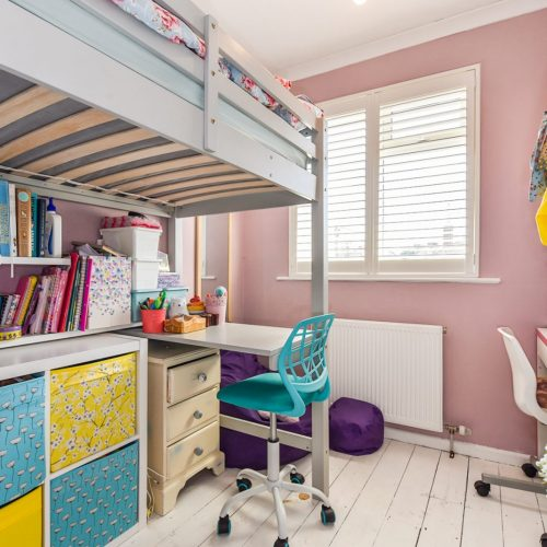 Photographing small spaces effectively